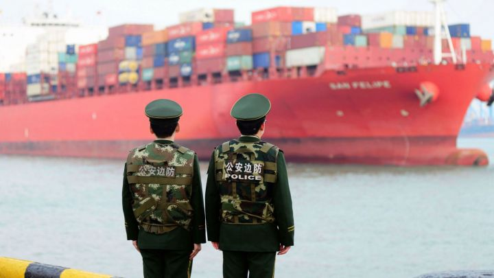 White House optimistic on China trade, no date for more talks
