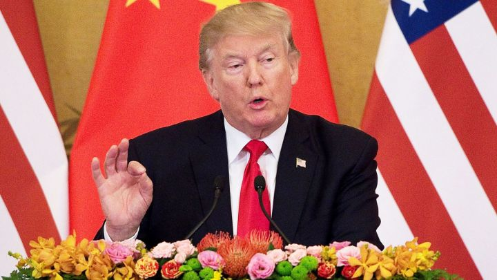 Trump says he's ready to hit China with another $267 billion in tariffs