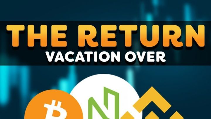 I'm Back From Vacation – Bitcoin Market Stable – Moving Average Strategy