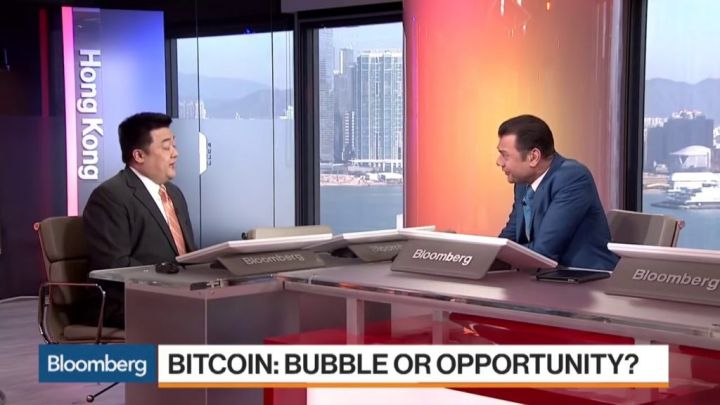 Bubble or Opportunity – BTCC CEO Bobby Lee in Bloomberg Interview on Bitcoin's Future   YouTube