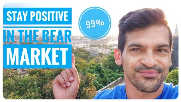 99% | Stay positive in the bear market