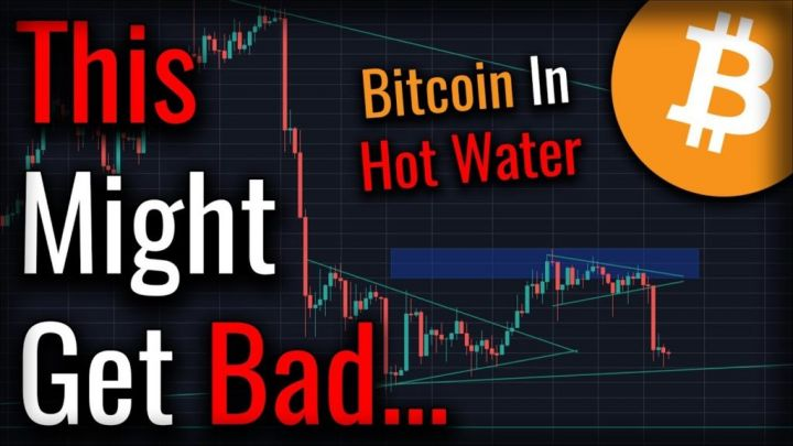 Bitcoin Rejected From $6,600 – This May Get Very Bad…
