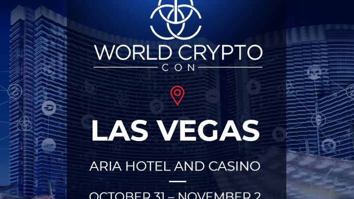 World Crypto Con Launches Blockchain Summit, Aria Hotel, Las Vegas, 31st October 2018