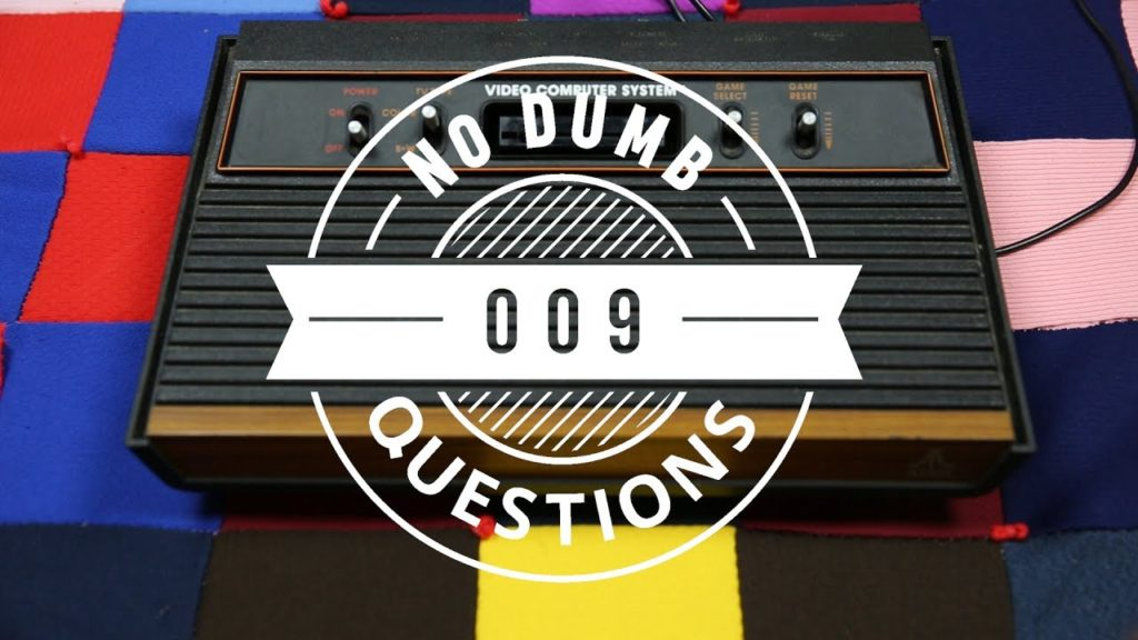Ready Player One – No Dumb Questions Podcast 009