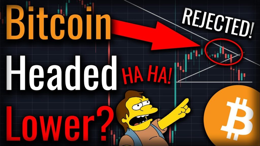 Bitcoin Rejects From Key Resistance – Where Next For Bitcoin?