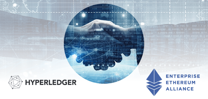 Hyperledger and Enterprise Ethereum Alliance Announce Cross-Community Collaboration