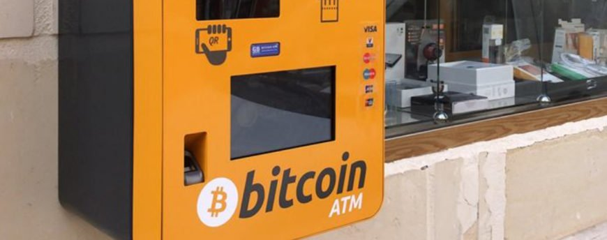 Bitcoin ATMs Now Be Found In 4,000 Locations Around The World