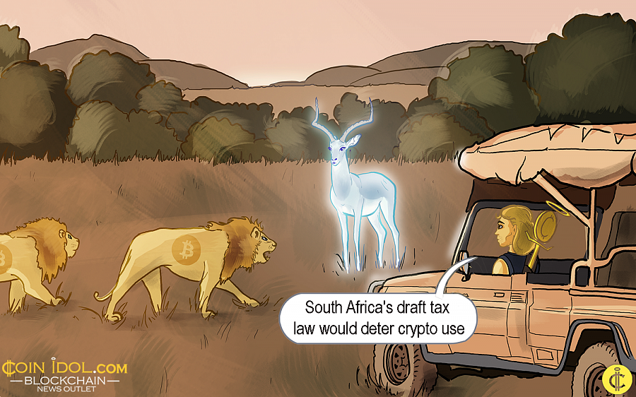 South Africa's Draft Tax Law Would Deter Crypto Use