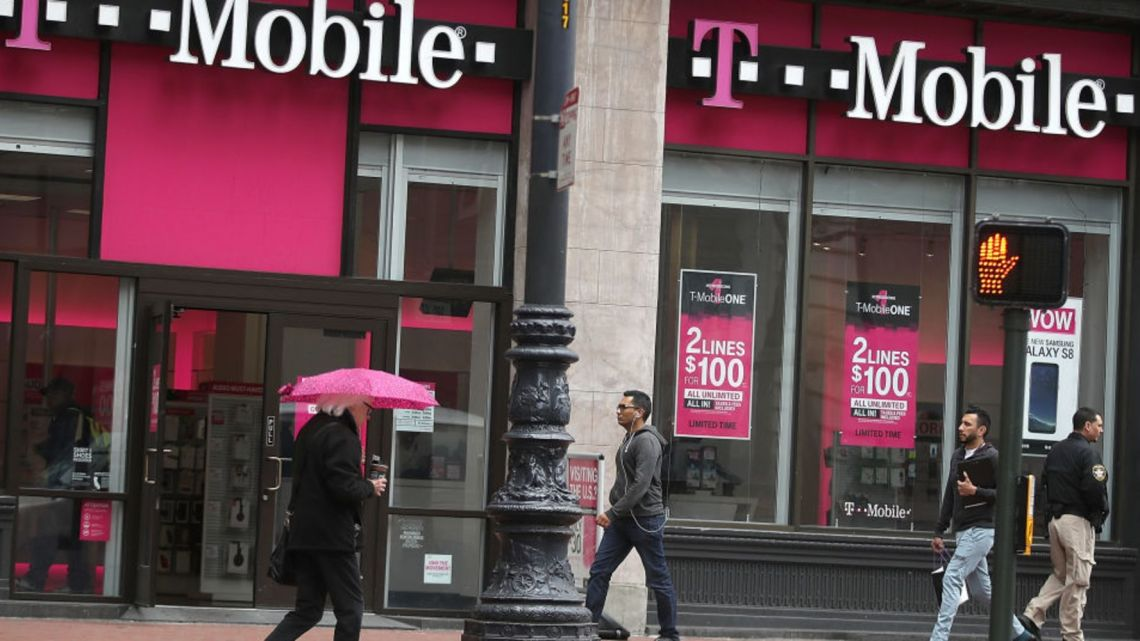 T-Mobile just let students redesign a crucial part of its website and this is what happened