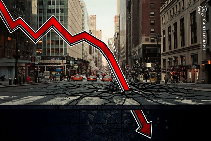 After Yesterday's Bloodbath, Losses Continue for Major Cryptos, XRP Overtakes Ethereum