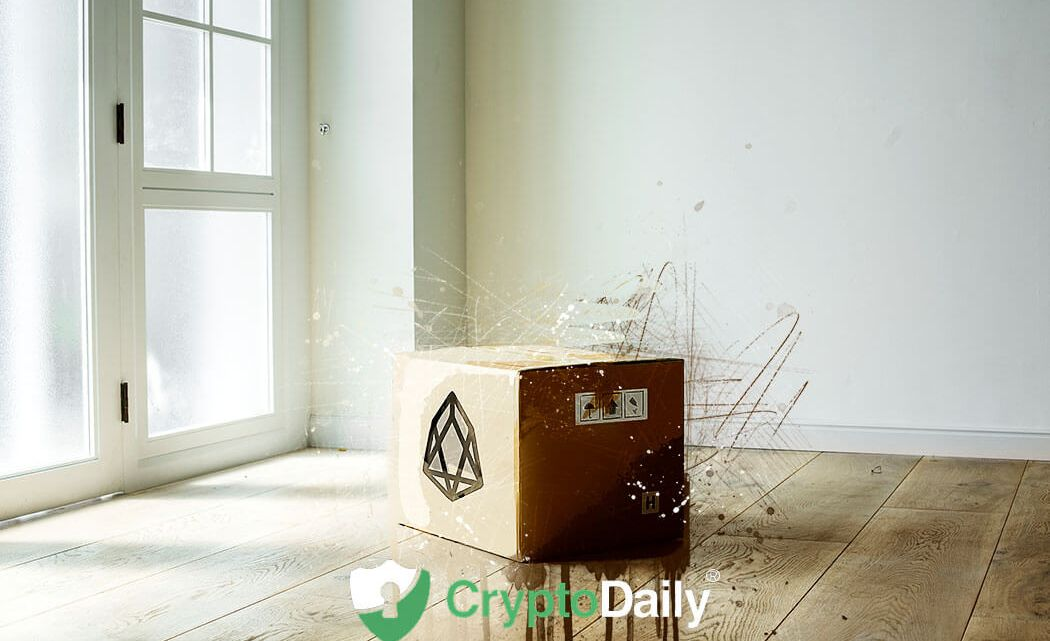 5% Climb For EOS As Market Jumps By $2b