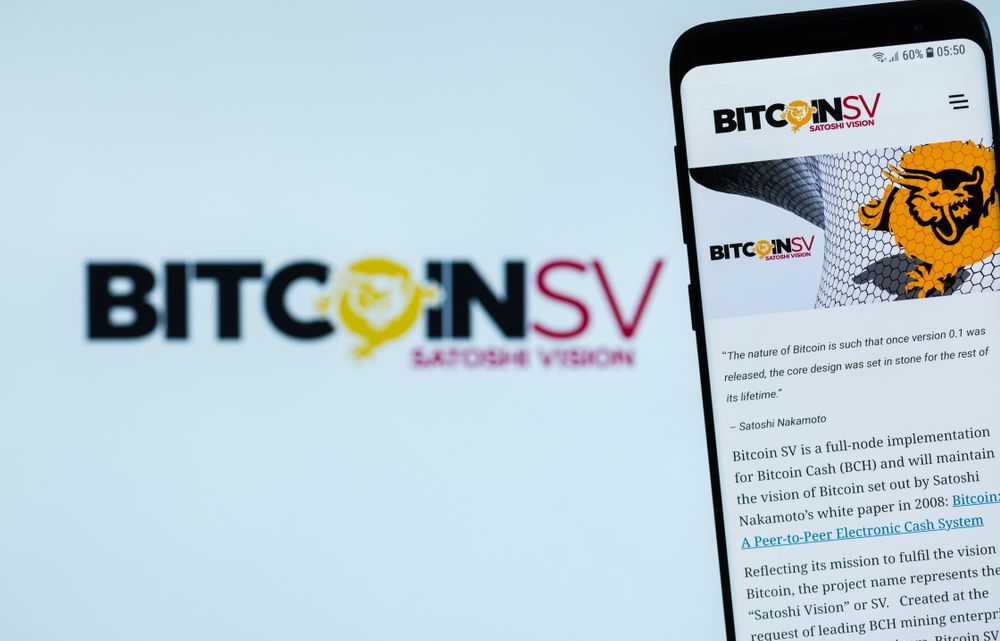 Bitcoin SV Price Surges by 10% as Bitcoin Continues to Stumble
