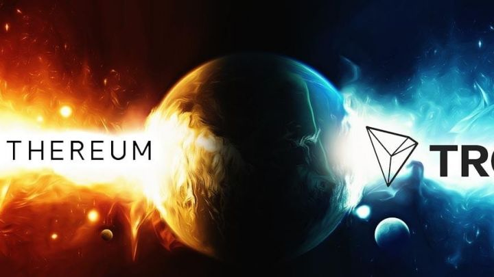 Tron (TRX) Vs. Ethereum (ETH): Tron Is The Top dApps Platform In The World