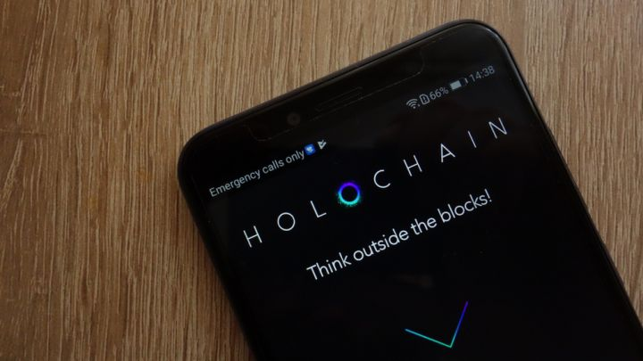 Holo Price Crawls out of the Hole Following Solid Gains