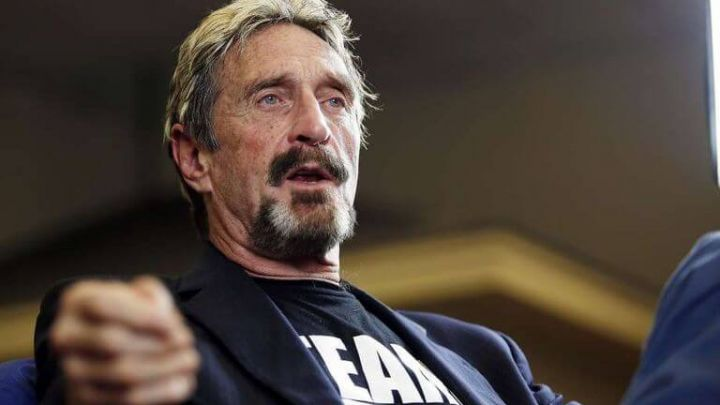 McAfee 2020- The First US Presidential Campaign in Exile