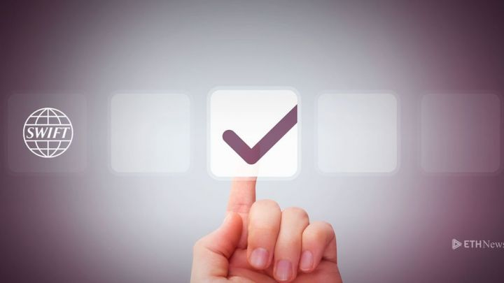 SWIFT Puts Forward Proof Of Concept For Blockchain E-Voting