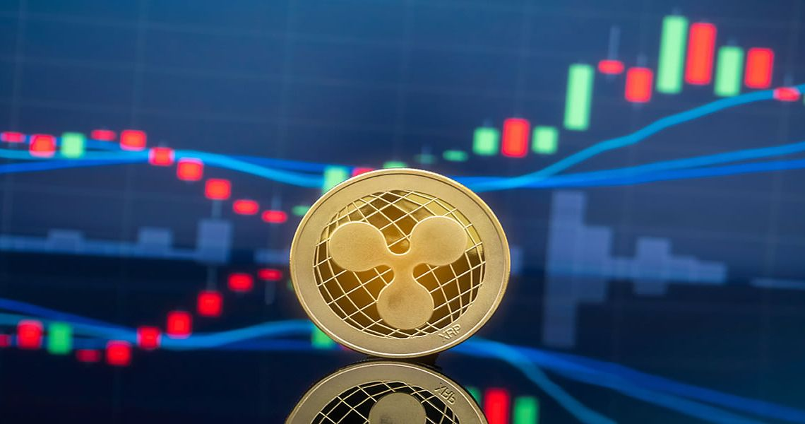 Ripple (XRP) Under Pressure Within a 4 Cents Range