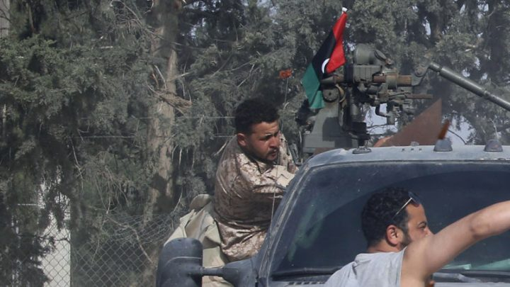 Eastern Libyan forces plan to intensify Tripoli offensive