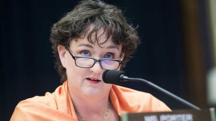 How Freshman Rep. Katie Porter Puts Wall Street In The Hot Seat