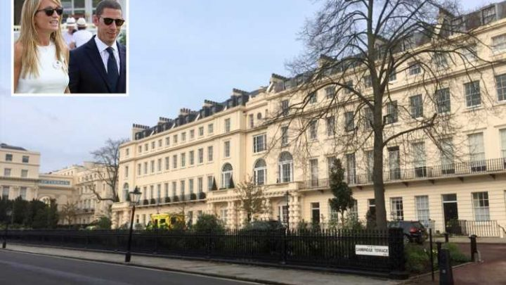 First pics of property tycoon Christian Candy's £250million 'mega mansion' that is most expensive in UK