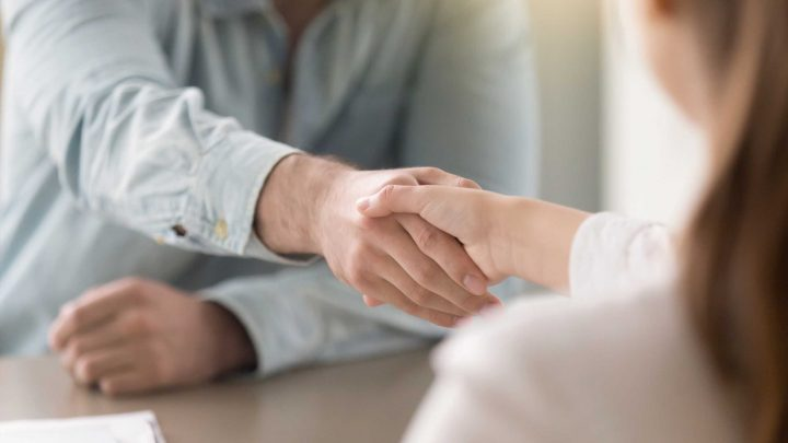 Handshakes could be BANNED under new workplace rules to avoid expensive sexual harassment claims – The Sun