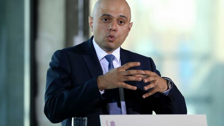 Sajid Javid reveals HE could have turned to a life of crime but parents and teachers saved him
