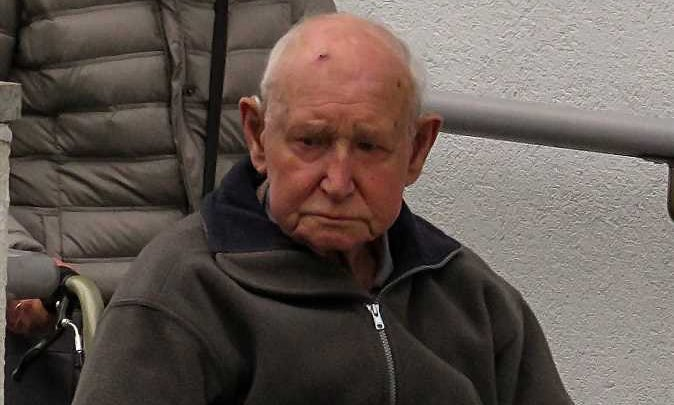 Paedophile jailed at 97 — and will become one of Britain's oldest prisoners