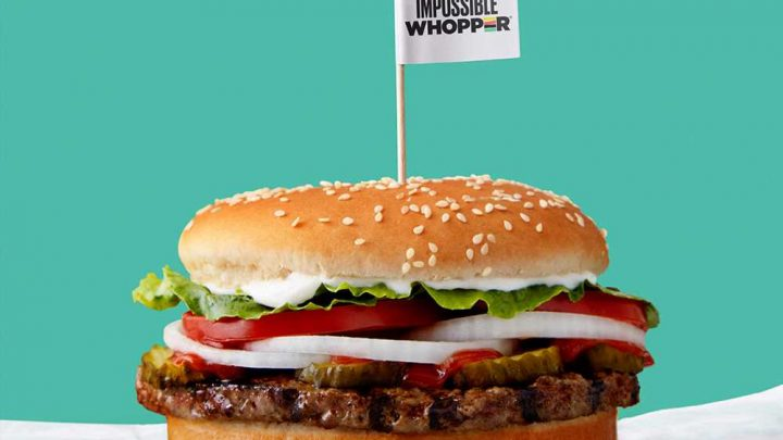 Burger King plans to take its new fake-meat Whopper nationwide