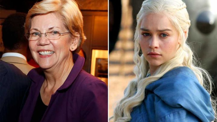 Elizabeth Warren Reviews Game of Thrones: Why She Loves Daenerys and Loves to Hate Cersei