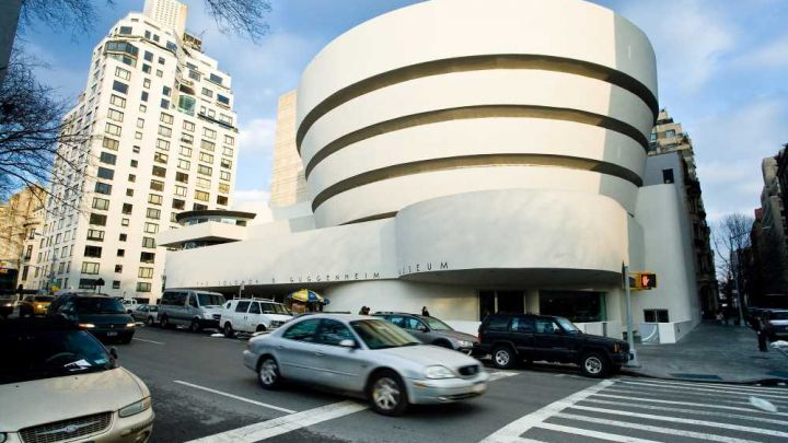 Guggenheim could be damaged by nearby building construction: lawsuit