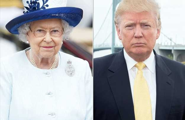 The Royal Mistake You May Have Missed in Trump White House Statement on His Trip to See the Queen