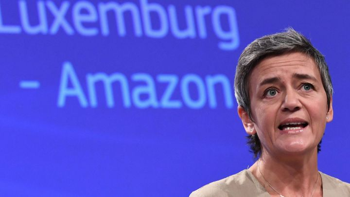 A full EU probe into Amazon could come in the next few months, top official says