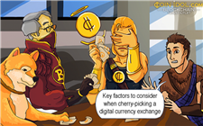 8 Key Factors for Choosing a Cryptocurrency Exchange