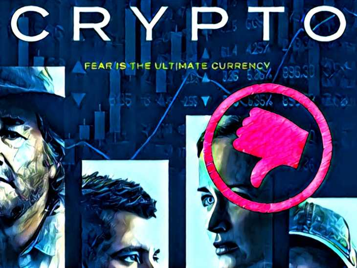The Crypto Movie Puts Cryptocurrencies In Bad Light – Community Disappointed