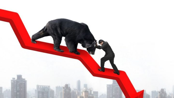 Bitcoin Price Falls Well Below $1000 Through Breach of Support