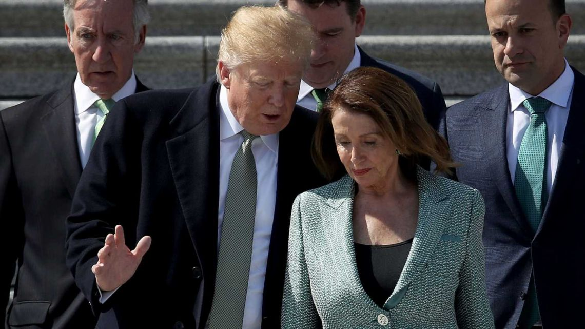 'Puff piece': President Trump was not pleased with '60 Minutes' Nancy Pelosi interview
