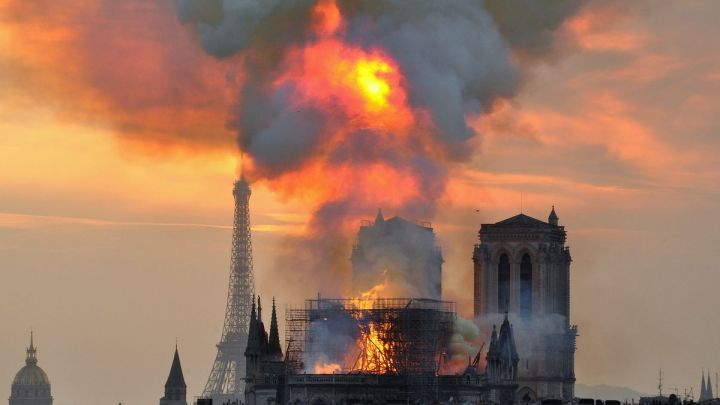 Notre-Dame Reconstruction Effort Attracts Nearly $1 Billion