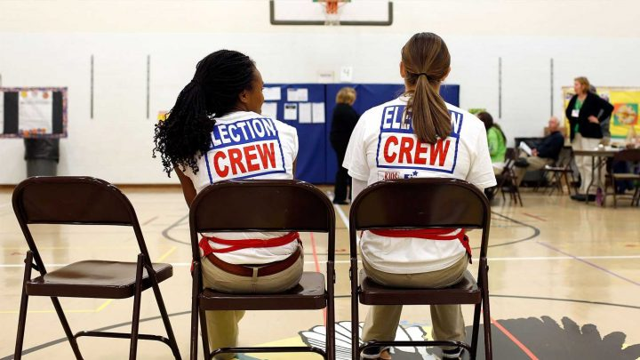 More young people likely to vote in 2020 than 2016, Harvard poll shows