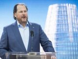 Salesforce.com acquisition of related company mixes complex transactions with a big writeoff