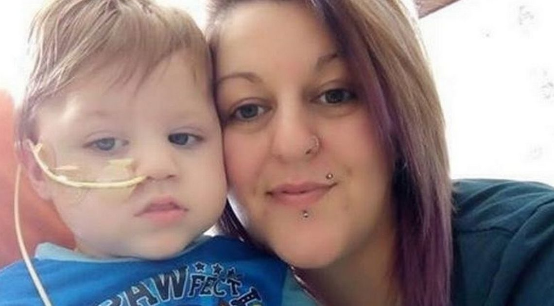Mum's heartbreak as she can't afford headstone for baby boy she lost at birth
