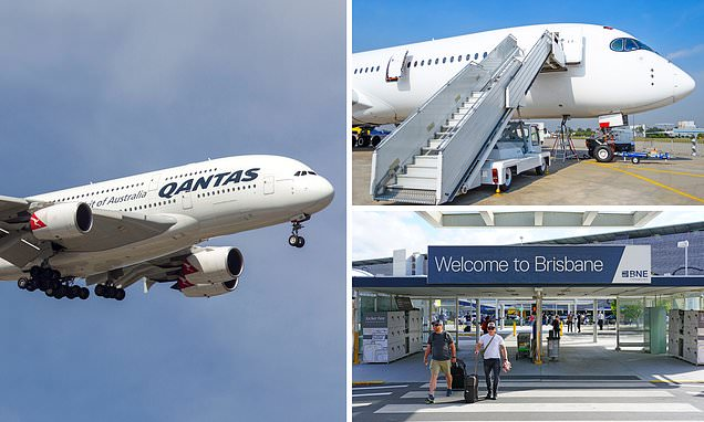 Flight attendant sues Qantas for $315,000 after slipping on wet stairs