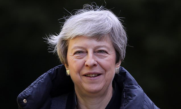 May could be forced out 'in weeks' if she fails to name departure date