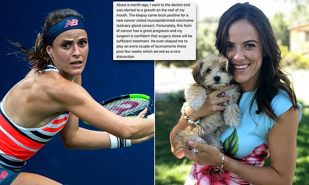 US tennis pro Nicole Gibbs has cancer and will  miss French Open