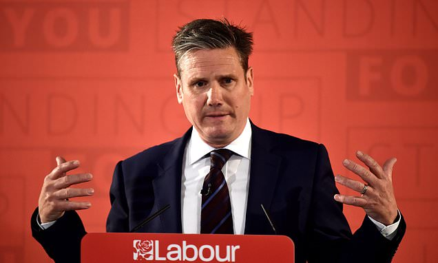 Labour MPs lash out Sir Kier Starmer because of his pro-EU stance