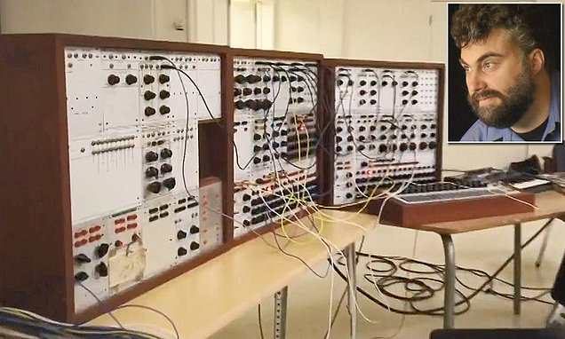 Engineer tripped on LSD after touching 1960s synthesizer coated in it