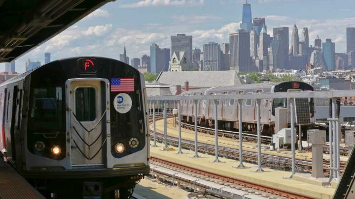 One injured, another killed in pair of subway accidents