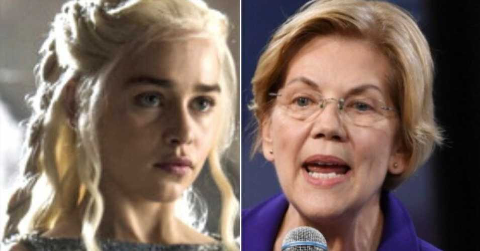 Sen. Elizabeth Warren's Hot Take On 'Game Of Thrones' Has Not Aged Well
