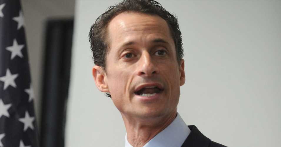 Anthony Weiner Released After Serving Time For Sexting Teen Girl