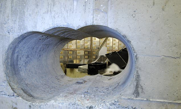 Hatton Garden raider 'smuggled £2m of goods to Spanish hideaway'