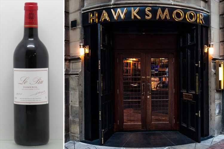 Posh steakhouse Hawksmoor accidentally gives customer £4,500 bottle of wine as waiter behind blunder told 'chin up'